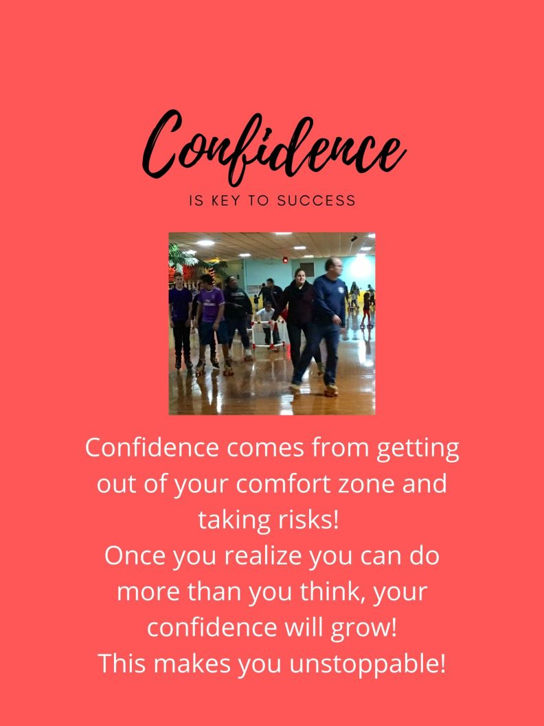 Confidence Key to Success